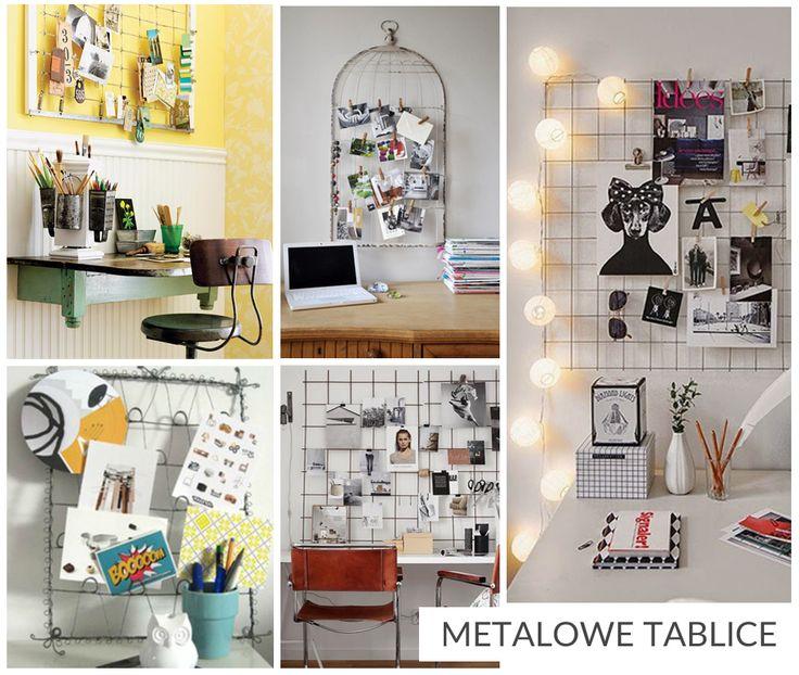 METALOWE TABLICE