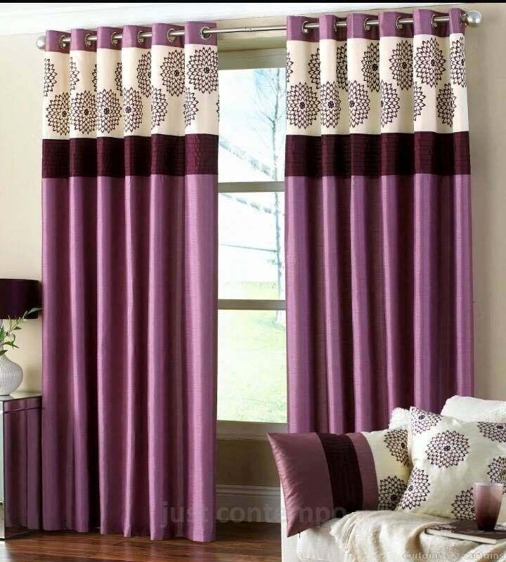 pleasurable plum and bow curtains. Clarimont Plum Purple Designer Lined Curtain  Curtains Drapes UK 16 best F GG NY images on Pinterest Blinds and Draping