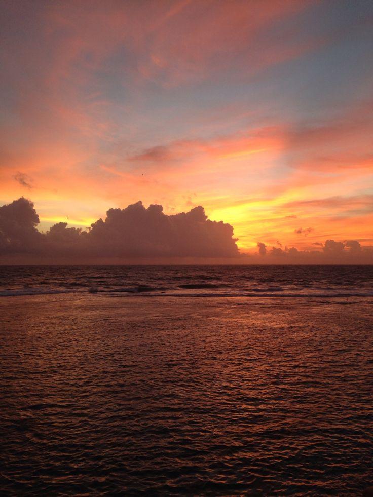 Sunset @Galle Sri Lanka