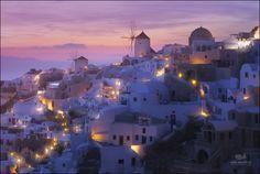 #Греция #Санторини # - Ben Geudens RT