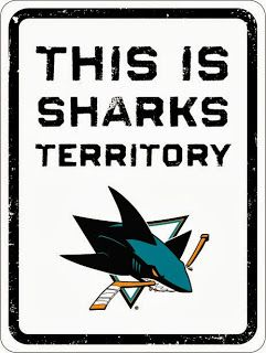 I am also a huge San Jose Sharks fan.  I watch most sports, but there is nothing like the intesity and determination hockey players play with.  Especially in the playoffs
