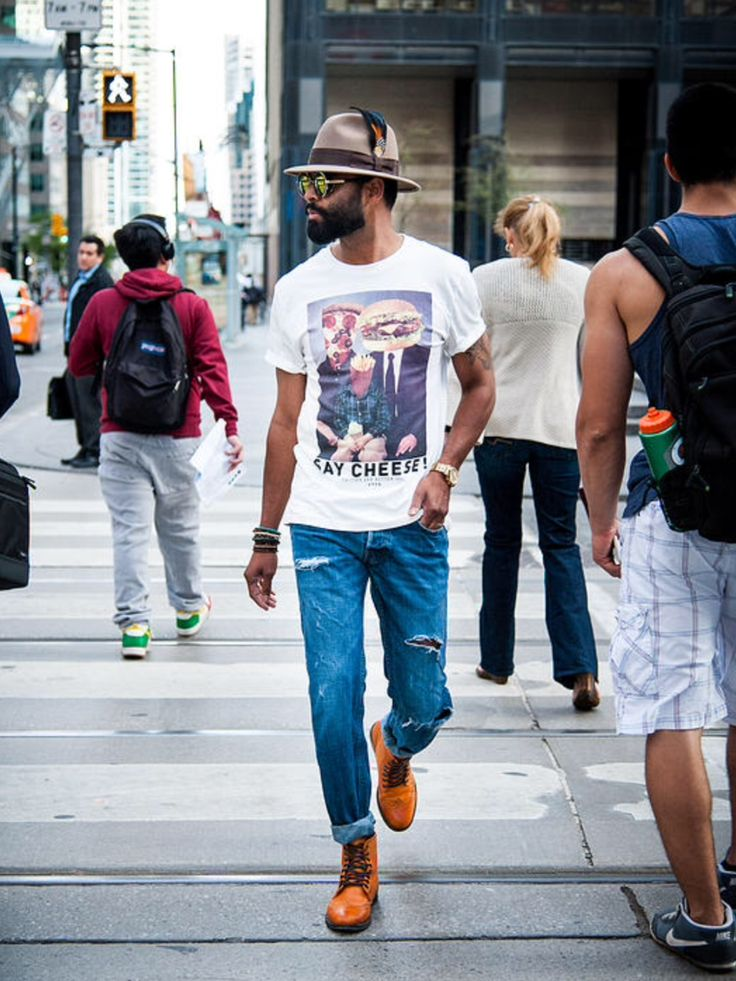 so much style - men's tshirt fashion