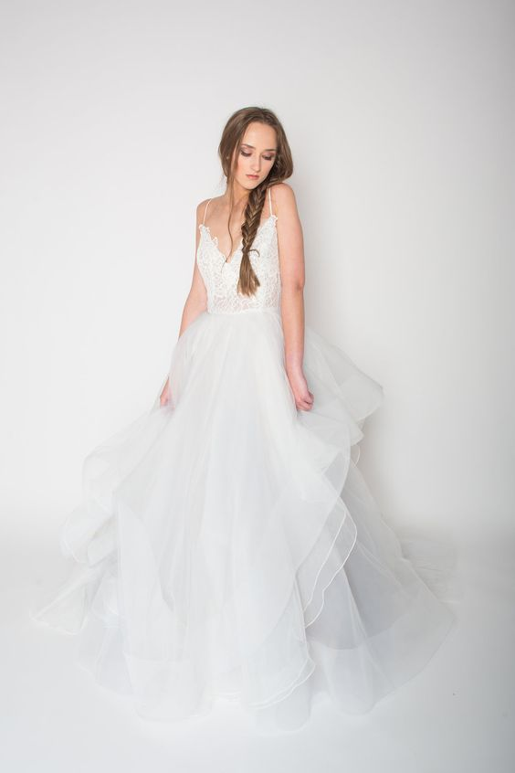 42 best hayley paige wedding dresses images on Pinterest | Blush by ...