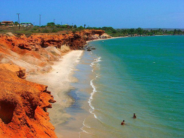 Playa El Amor, Isla de Coche, Venezuela