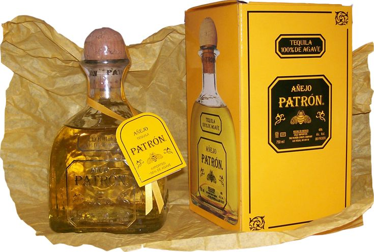 Patrón is a brand of tequila products produced in Mexico by the Patrón Spirits Company.