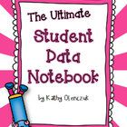 Help your students to take responsibility for their own learning with the ultimate data notebook!! $
