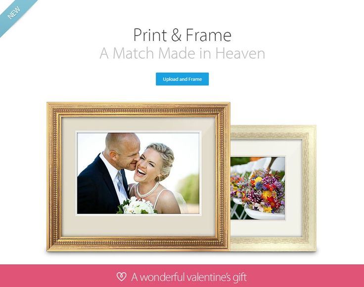eFRAME Inspirations: Print and Frame | eFRAME