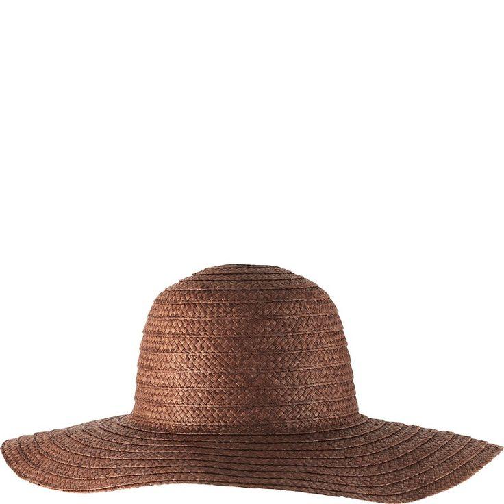 Å hatt Brun One size 99:-