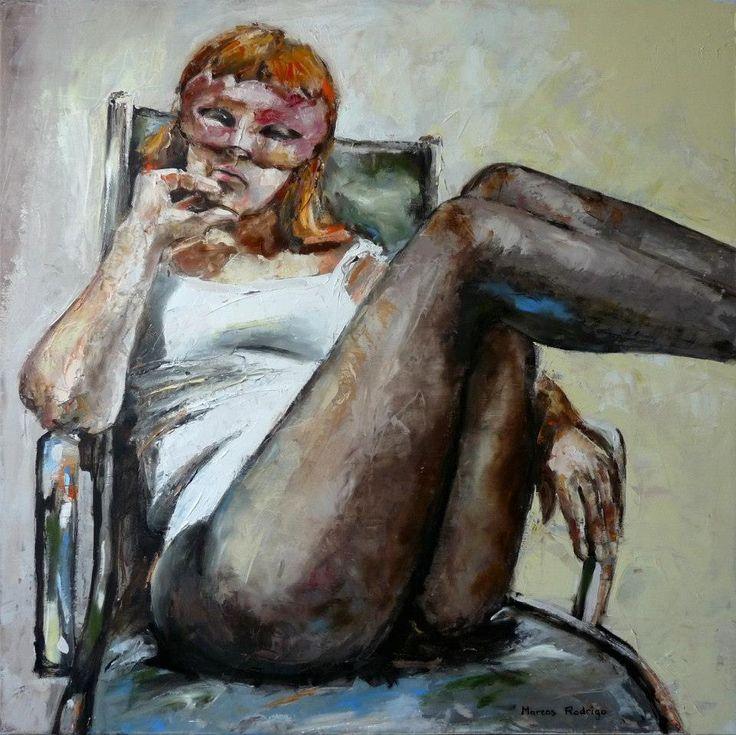 Marcos Rodrigo, 1957 ~ Impressionist Figurative painter   Tutt'Art@   Pittura * Scultura * Poesia * Musica  
