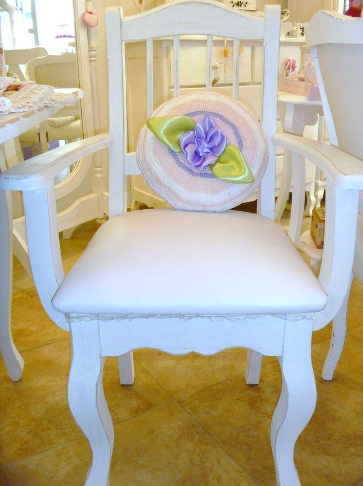 14 mejores im genes sobre muebles shabby chic en pinterest - Sillon estilo provenzal ...