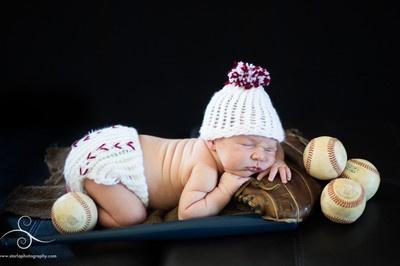 Baby Boy Baseball