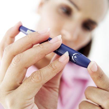 komplikácie cukrovky