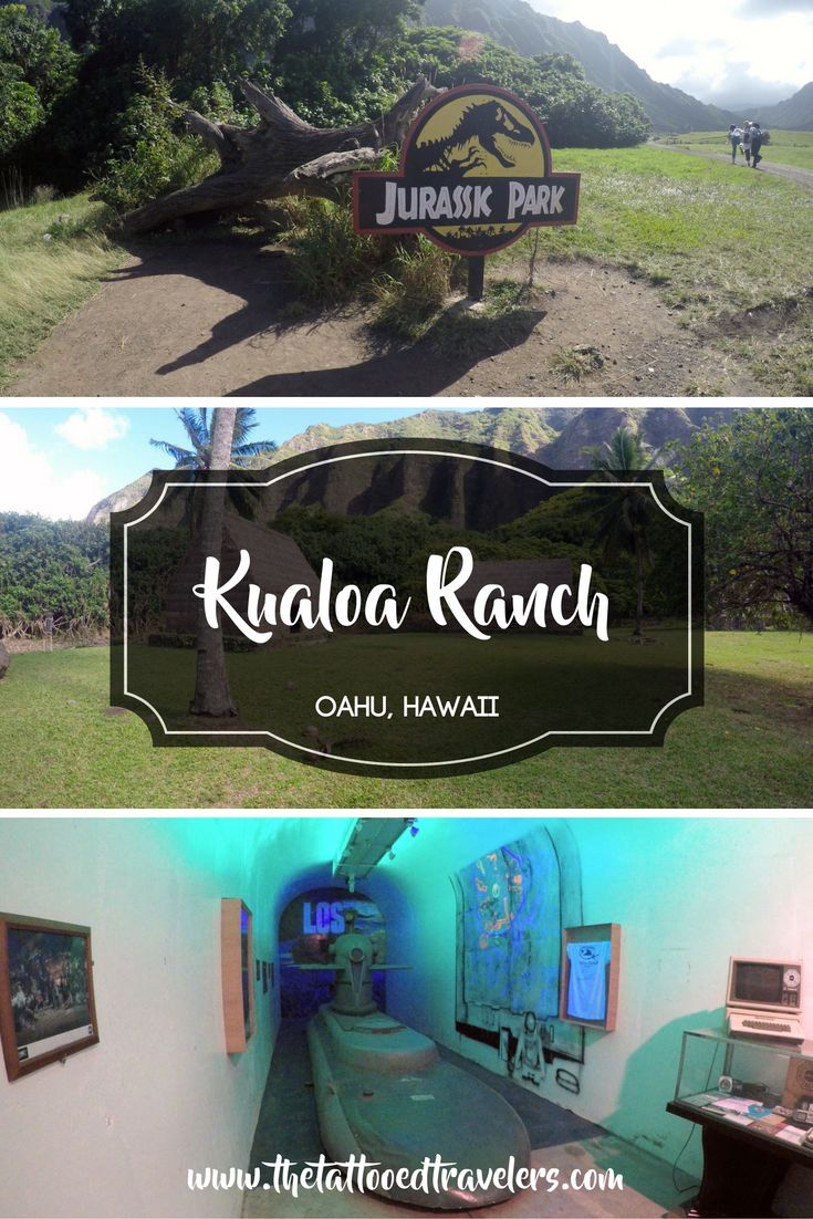Kualoa Ranch   Oahu, Hawaii   www.thetattooedtravelers.com