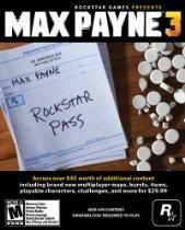 Max Payne 3 - Rockstar Pass [Online Game Code]