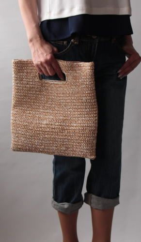 Crochet Handbag: Sweet Inspiration!