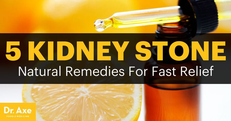 Kidney stones are composed of salts that can build up in the body and cause extreme pain. Try these easy 5 Kidney Stone Natural Remedies For Fast Relief!