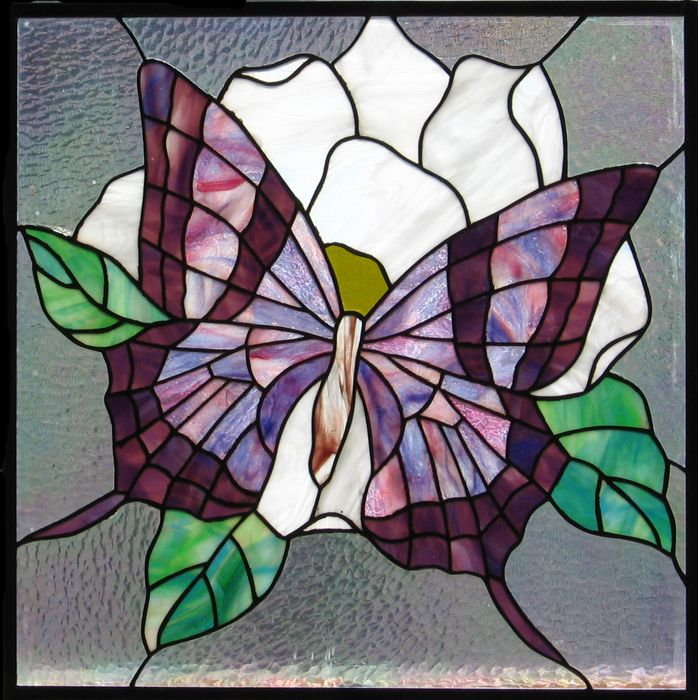315 best images about stained glass butterflies for Butterfly stained glass craft