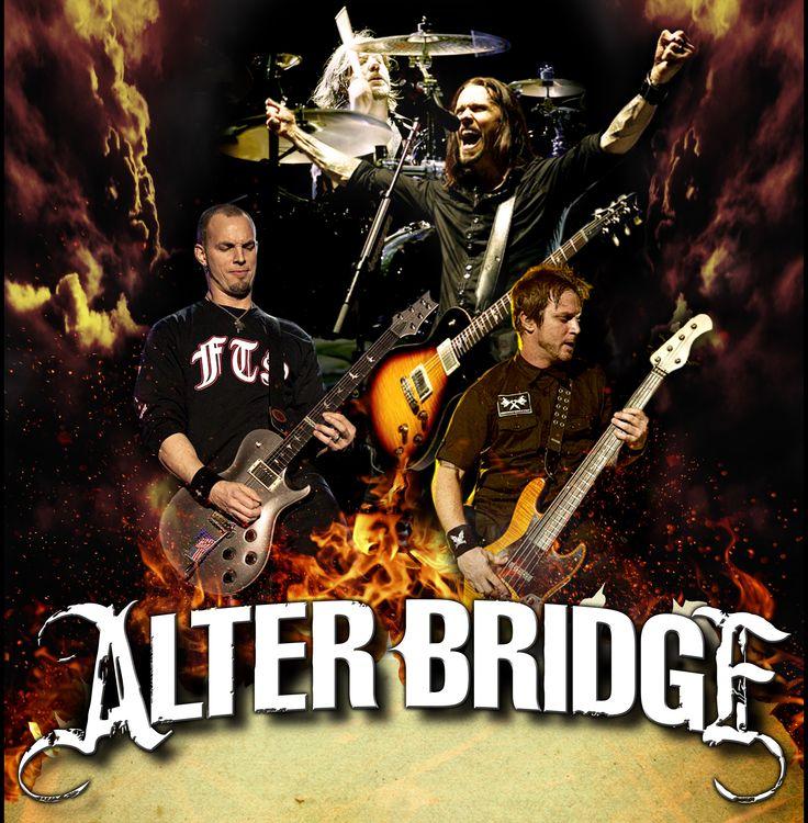 Alter Bridge + Shinedown + Halestorm | the NIA, Birmingham | 17 October 2013