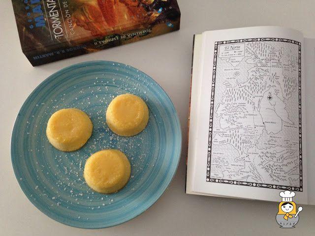 Pastelitos de limón de Sansa: receta de Juego de Tronos - Vuelta y Vuelta