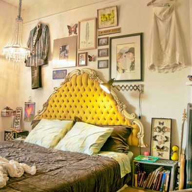 Eclectic Bedroom Design Pictures Remodel Decor And