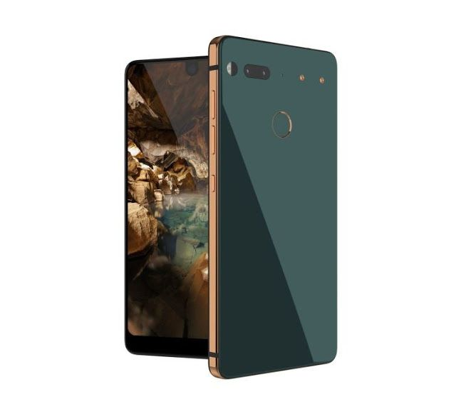 "Co-founder of Android releases New Device - ""The Essential Phone"""