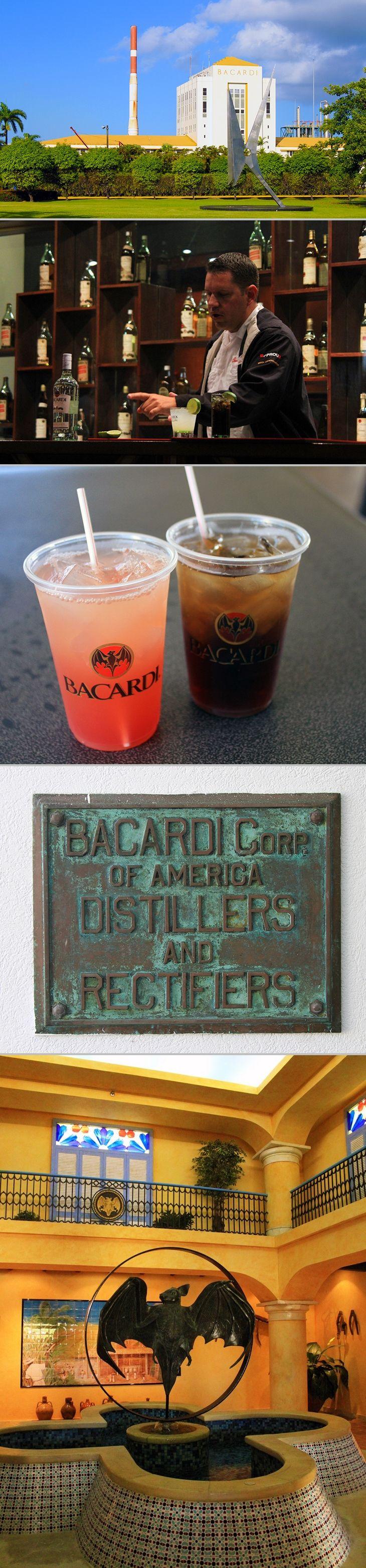 Casa BACARDI Tour in Puerto Rico