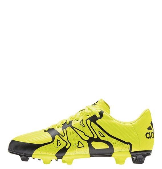 #adidas #PERFORMANCE #Fußballschuhe #X #15.3 #FG/AG #Jr, für #Kinder - Neue Außensohle für explosive Bewegungen auf festen Untergründen und Kunstrasen. Mit neuem revolutionären Design. - Upper: Weiches, enganliegendes und zweifarbiges Mesh-Obermaterial - Synthetikfutter - Verstärkung im Mittelfußbereich - X-CLAW Stollenprofil - Griffige Stollenkonfiguration - Artikelnummer: B26997 adidas PERFORMANCE Fußballschuhe X 15.3 FG/AG Jr, für Kinder