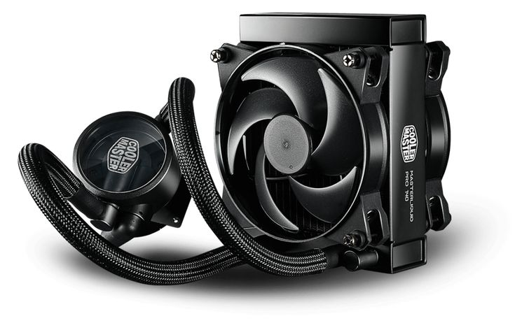 Водно охлаждане Cooler Master MasterLiquid Pro 140 (CM-FAN-MLY-D14M-A22MB-R1)
