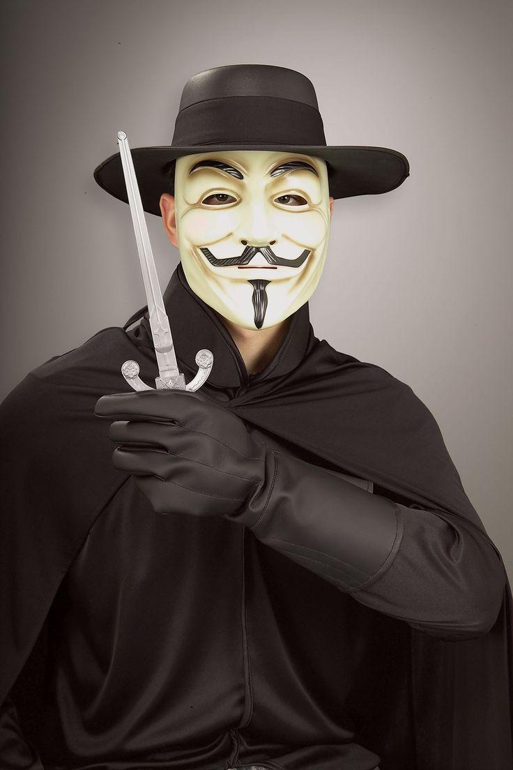 Best 10+ V for vendetta costume ideas on Pinterest | Guy fawkes ...