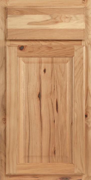 hickory natural finish | Wall cabinet, Hampton bay ...