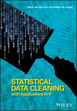 Statistical Data Cleaning with Applications in R. (Haven't used yet; will check out.)