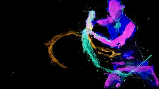 An Urban Dance Animation, made as the official promotion for the 'White Night…