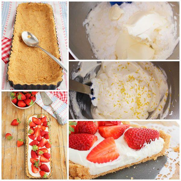Tarta de queso ¡la receta mágica que te conquistará! Sabemos que tenemos la tarta de queso que te va a conquistar, esa receta de cheesecake que te volverá loco, la tarta de queso perfecta... ¿quieres verla?