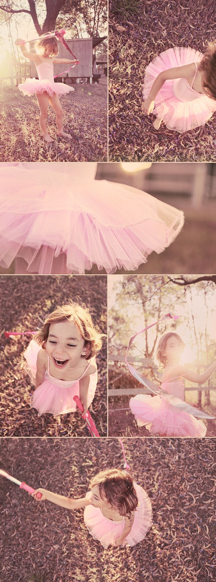 Hoping my future little girl will follow in my ballerina footsteps!