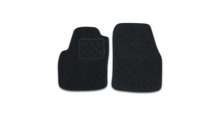 Passform-Fußmatten (2 Stück), Nissan Micra K12 Schrägheck, Bj.: 1/03 – 10/10