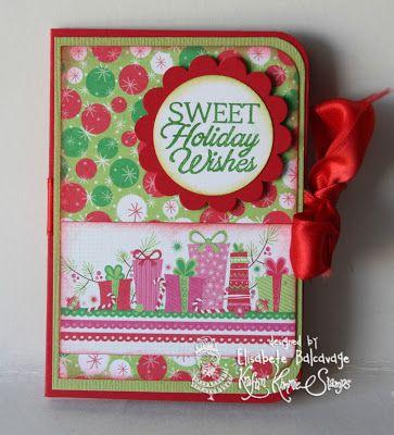 E Creations - Gift Card Holder