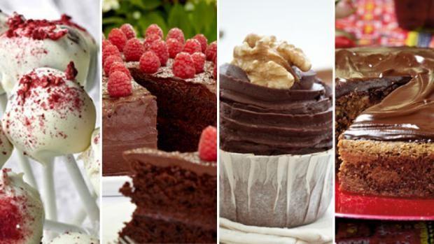 Vild med chokolade | Få 25 lækre opskrifter med chokolade |SØNDAG