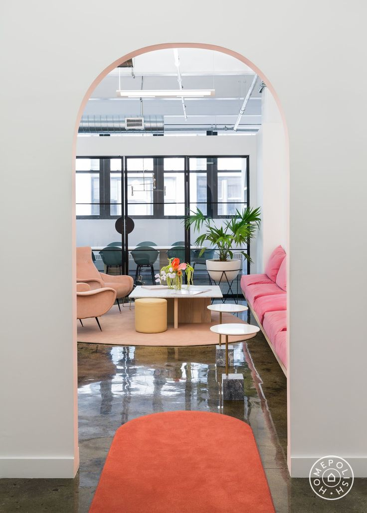 Twelve NYC Needed An Office Upgrade So They Tapped Homepolish Designer Dream Team Tina Rich