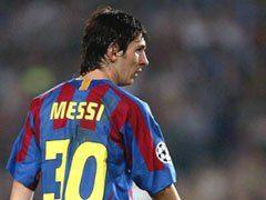 Messi, historia de un farsante |