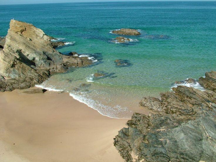 Praia Cerro da Águia, Porto Covo. Portugal