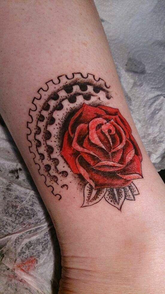 Josué Tattoos: Tatuaje conmemorativo