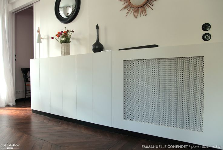 Rénovation et décoration d'un appartement parisien, Emmanuelle Cohendet - Côté Maison