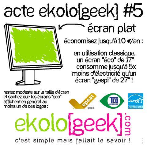 ekolo[geek] #5