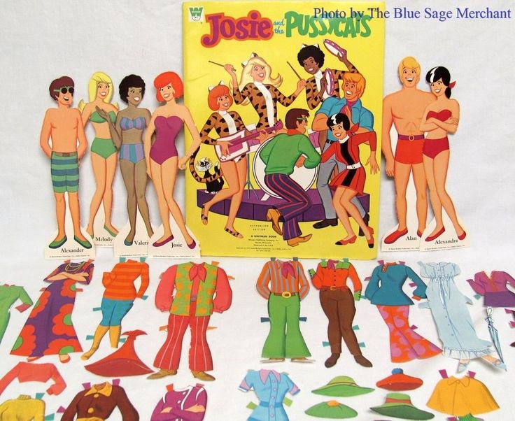 Josie And The Pussy Cat Dolls 89