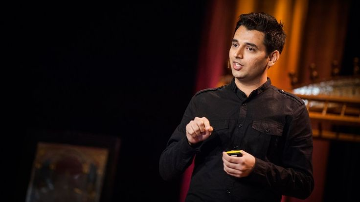 Pranav Mistry: The thrilling potential of SixthSense technology | TED Talk | TED.com