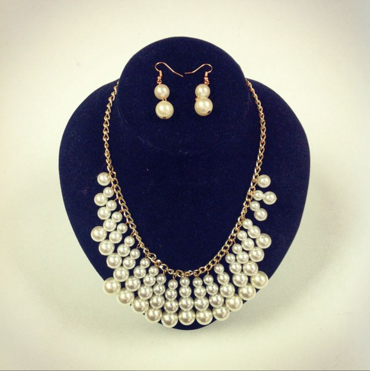 No girl can resist these gorgeous pearls...