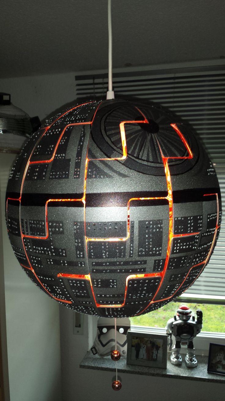 Star Lamp, Death Star