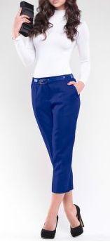 модные брюки капри