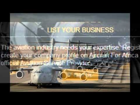 Aircraft for Africa on line Aviation Portal Slideshow