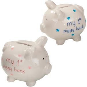 My First Piggy Bank - Amour Decor